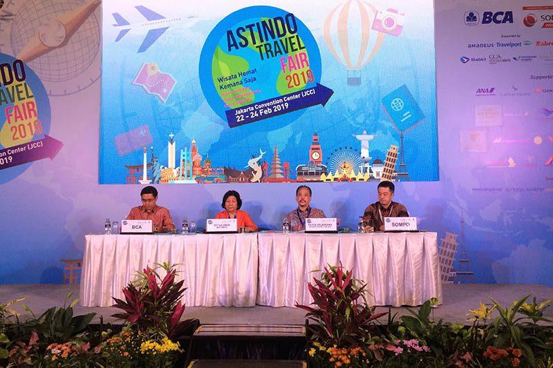 ASTINDO Travel Fair 2019