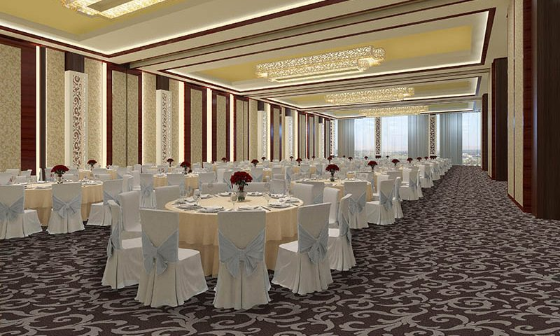 Tangkap Peluang Bisnis MICE, Atria Hotel Gading Serpong Perluas Ballroom