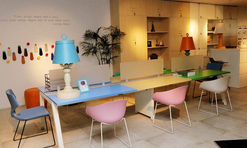 PT Datascrip Hadirkan Showroom Khusus Furnitur Kantor