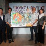 Hong Kong Selenggarakan Pameran Seni Internasional pada Maret
