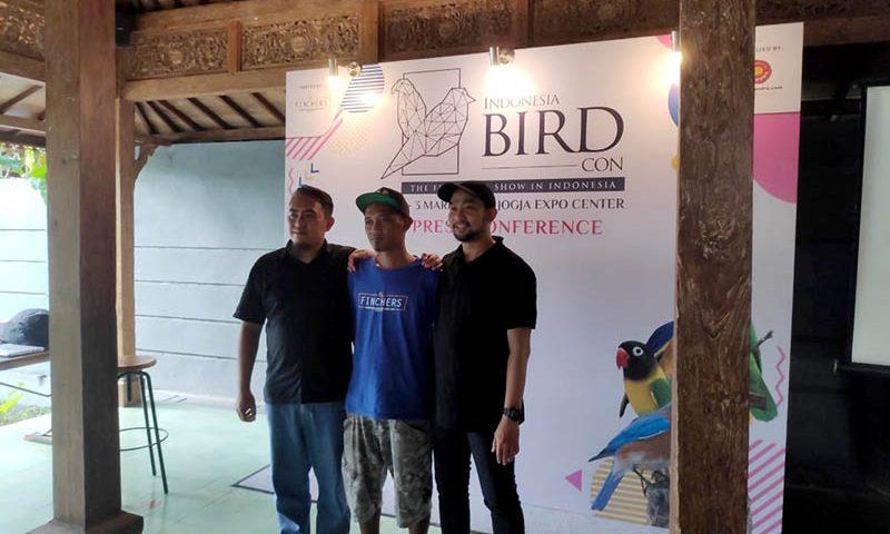 Lelang Burung di Indonesia Bird Con 2019