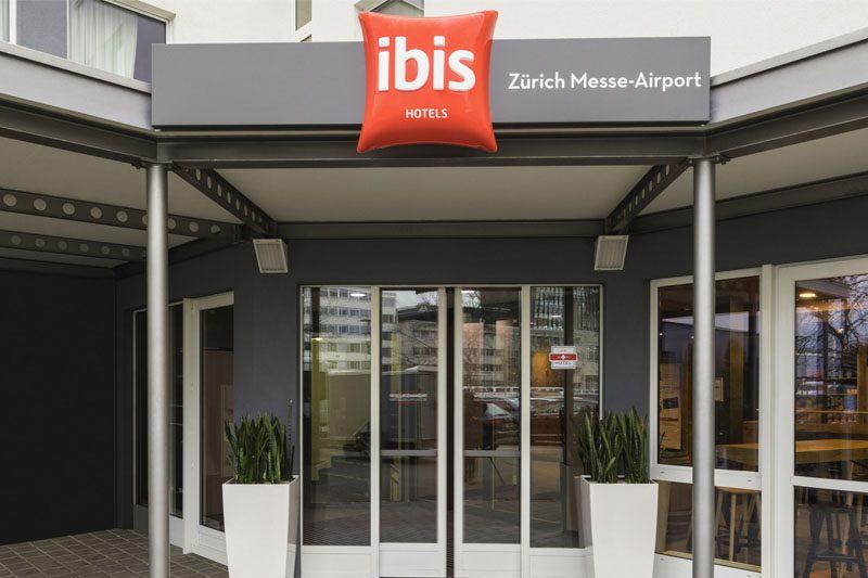 Hotel Ibis Zürich Messe Airport