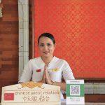 Menginap di Melia Bali Bisa Pakai WeChat Pay