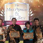 Dafam Hotel Management Raih Dua Penghargaan di Awal 2019