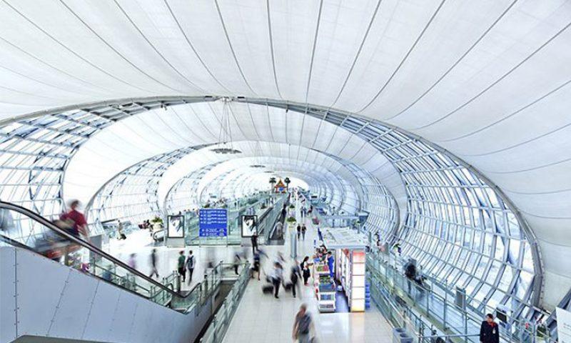 Penumpang Dilarang Merokok di Enam Bandara Thailand Ini