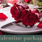 Hotel Santika BSD City Teraskota Meriahkan Valentine dengan Romantic Dinner
