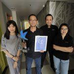 Artotel Surabaya Raih Penghargaan Traveloka Hotel Awards 2018