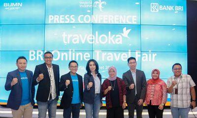 BRI Online Travel Fair Targetkan Transaksi Rp5 Miliar