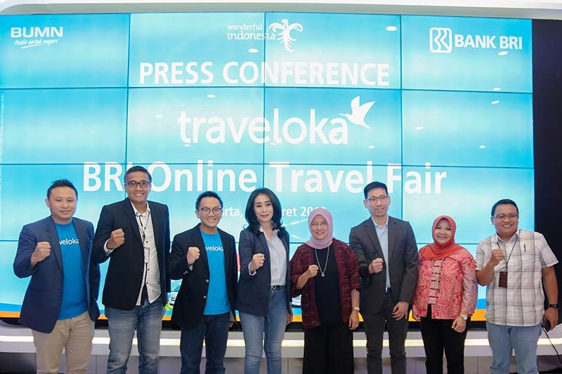 BRI Online Travel Fair