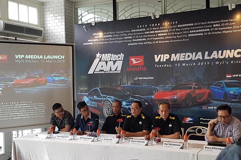 Indonesia Automodified MBtech 2019