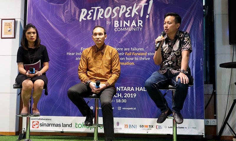 Retrospekt! Hadirkan Konferensi dan Job Fair di Bidang Digital