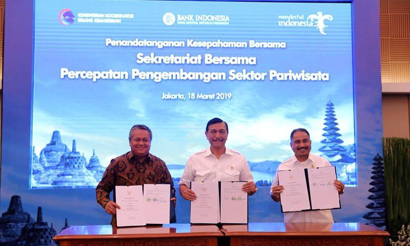 Pemerintah Bentuk Sekretariat Bersama Percepatan Pengembangan Pariwisata