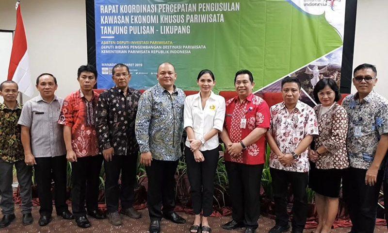 Tanjung Pulisan akan Menjadi KEK Pertama Berkonsep Resor Konservasi dan Taman Laut
