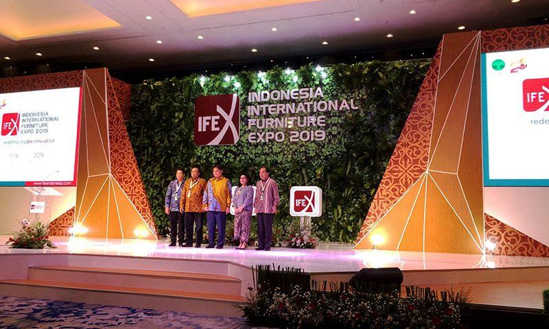Pameran IFEX 2019 Hadirkan Pengunjung dari 127 Negara