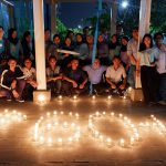 Earth Hour, Puncak Green Engage dari Holiday Inn Express JIExpo
