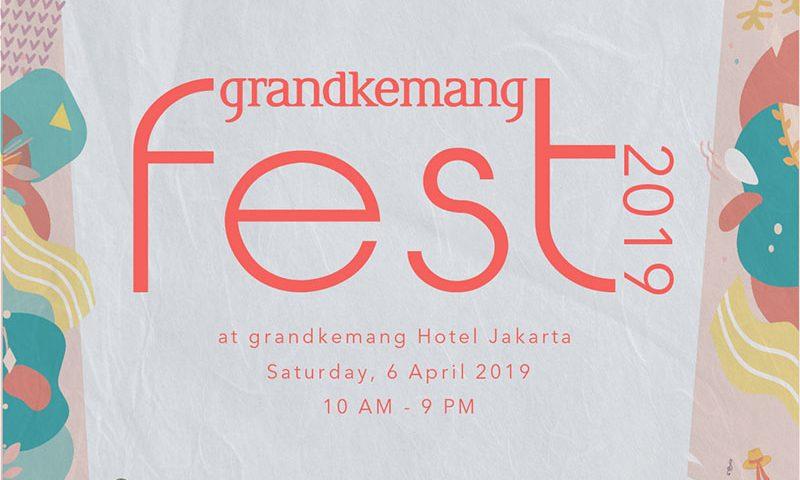 Grandkemang Fest 2019 Menandai Perayaan Ulang Tahun Grandkemang Hotel Jakarta