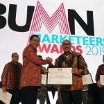 PT Hotel Indonesia Natour Raih Lima Penghargaan dalam BUMN Marketeers Award 2019