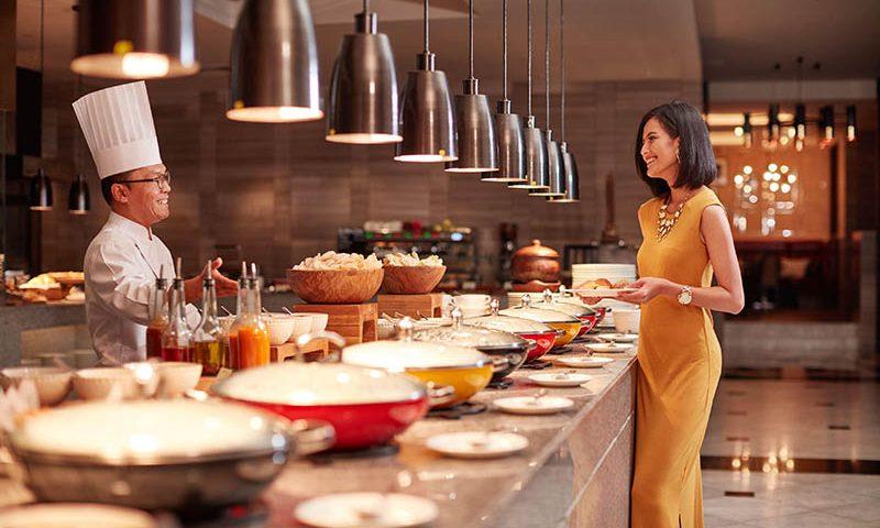 Fairmont Jakarta Sajikan Menu Brunch dan Afternoon Tea Bertema Paskah