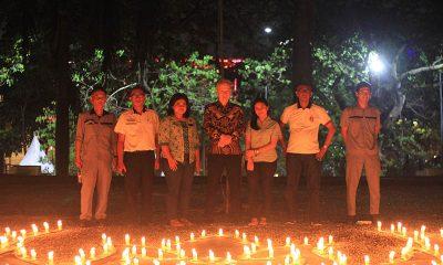 The Sultan Hotel & Residence Jakarta berpartisipasi pada Earth Hour 2019