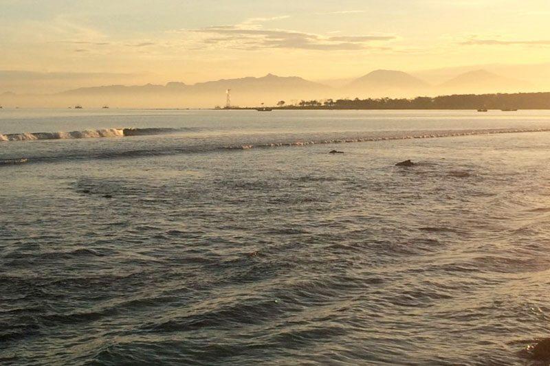 Tanjung Lesung Selat Sunda