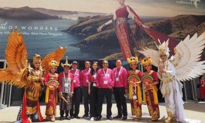 Indonesia Promosi di ATM Dubai