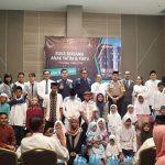 Rayakan Ramadan, Arosa Hotel Jakarta Undang Anak Yatim
