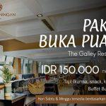 Buffet Ramadan Terjangkau di Segitiga Emas Jakarta