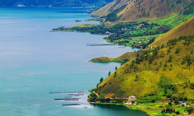 Investor Mulai Bangun Prasarana Pariwisata Danau Toba