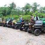 Isi Libur Lebaran dengan Jeep Lava Tour Merapi
