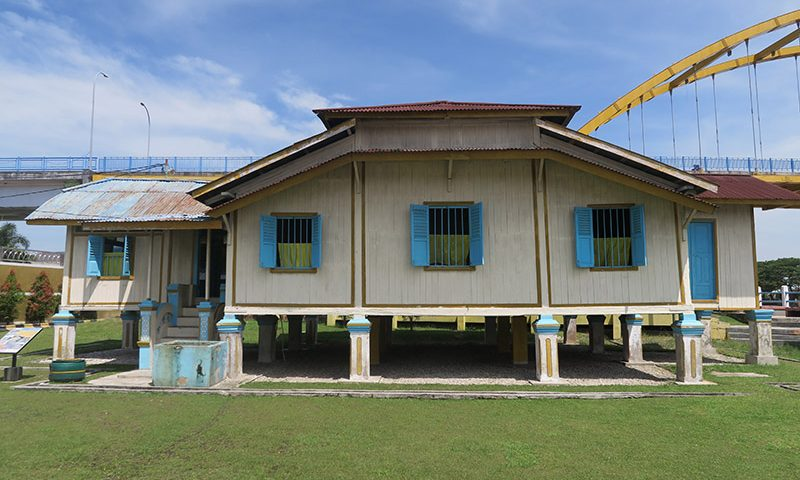 Menelusuri Sejarah Kota Lama Pekanbaru dengan Berjalan Kaki