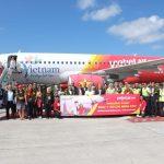 Vietjet Air Buka Penerbangan Bali - Ho Chi Minh
