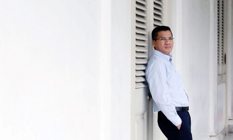 "G. Jeffrey Zacharias Rantung: ""Pariwisata Jakarta Harus Punya Visi Strategic"""
