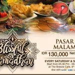 Sajian Khas Nusantara di Pasar Malam The Media Hotel & Towers