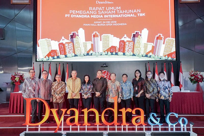 Dyandra Media International
