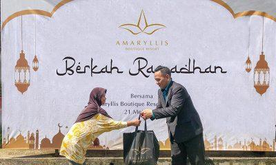Program Berkah Ramadan Bersama Amaryllis Boutique Resort