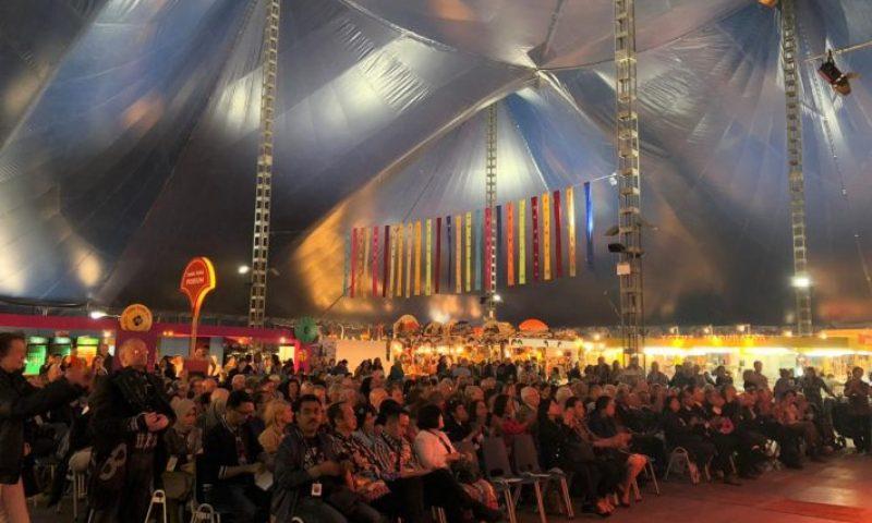 Bujuk Turis Belanda di Tong Tong Fair