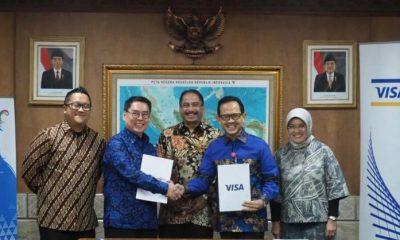 Kemenpar dan Visa Kolaborasi Promosikan Wonderful Indonesia