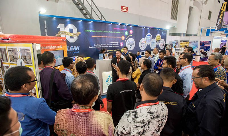 Expo Clean & Expo Laundry Hadirkan Solusi Total Cleaning dan Penatu