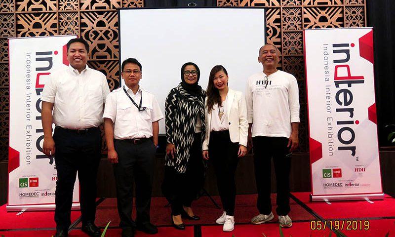 Indterior 2019 Mendukung Industri Interior Indonesia