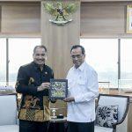 Kolaborasi Kementerian Perhubungan dan Pariwisata