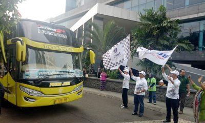 PT Hotel Indonesia Natour Laksanakan Mudik Bersama ke Semarang, Solo, dan Yogyakarta