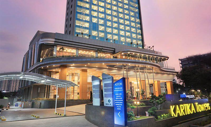 Aston Kartika Grogol Hotel & Conference Center Tawarkan Ketenangan di Pusat Keramaian