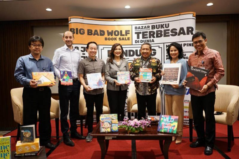 Big Bad Wolf Bandung