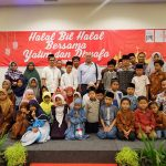 The Atrium Hotel and Resort dan Exray Adakan Halal Bi Halal Bersama Yatim dan Duafa