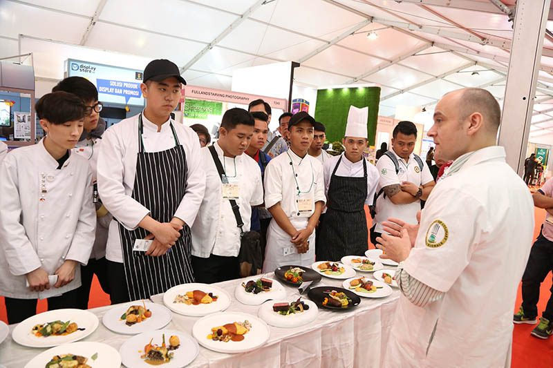 Food and Hotel Indonesia 2019