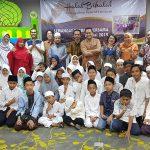 Halal Bi Halal Hotel 88 Fatmawati Bersama Anak Yatim Piatu
