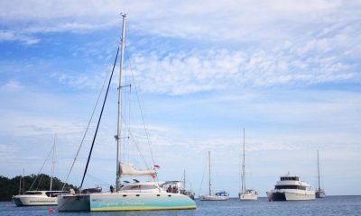 Berlayar Menjelajahi Taman Bumi Natuna