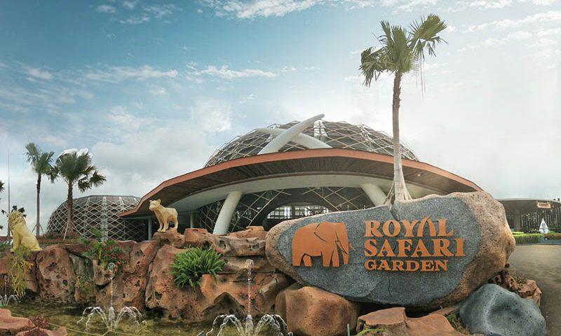 Liburan Sekolah Sekaligus Edukasi Satwa & Alam di Royal Safari Garden