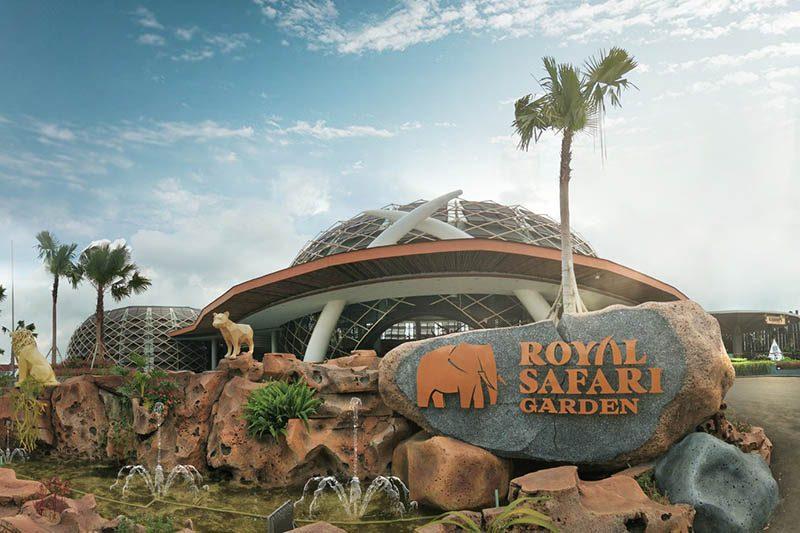 Royal Safari Garden