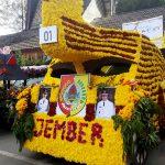 Festival Pesta Bunga dan Buah Promosikan Keunggulan Berastagi